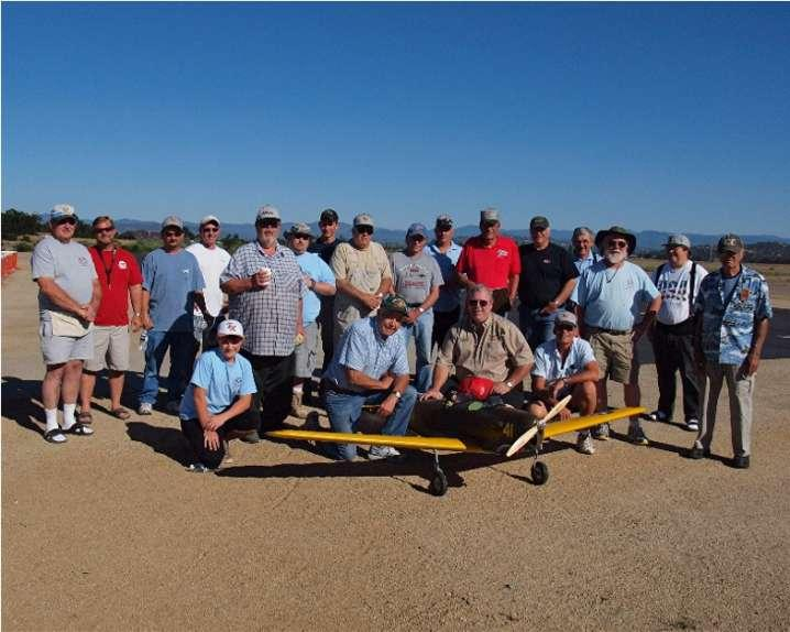 July 16, 17 and 18 was a fun weekend for several IMAA members to get together and fly their giant size airplanes.