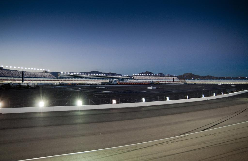 Track: Las Vegas Motor Speedway Inside Road Course The LVMS Inside Road Course is a 2km-long technical road course featuring 9 turns.