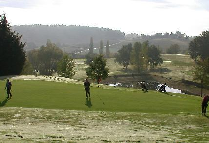 Play from the forward tees and this allows the holiday golfer an enjoyable round,