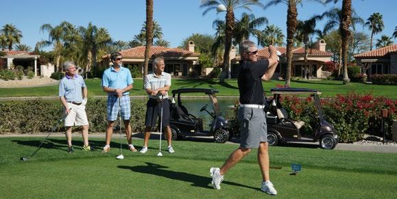 The Indian Ridge Golf Academy is dedicated to improving members games and enhancing their enjoyment of the game.