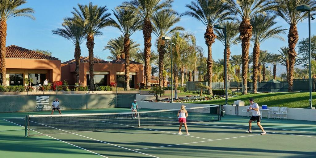 Love to Play Tennis? Bocce Ball? Pickleball?