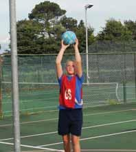 4. Goal shooting Accurate goal shooting is a vital skill in netball as goals need to be scored to win a match. Accurate shooting is all about balance, rhythm and technique.