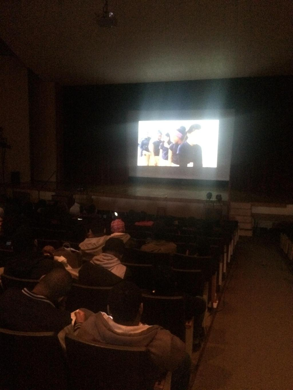 CVPA TV Production CVPA TV Production hosted the 2017 Film Festival Screening Event on March 21.