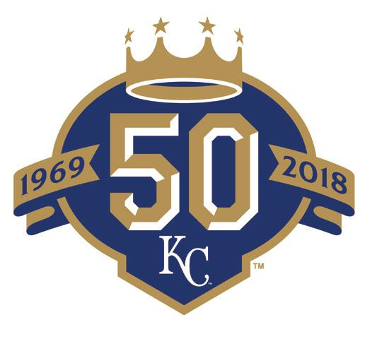 Kansas City Royals OFFICIAL GAME NOTES Seattle Mariners (4-4) @ Kansas City Royals (3-5) Kauffman Stadium - Tuesday, April 10, 2018 Game #9 - Home Game #4 FOX Sports Kansas City, FOX Sports Go and
