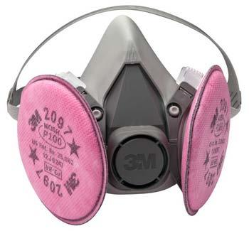 Facepiece Respirators Air filtering respirator