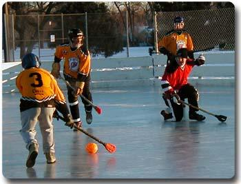 Official Broomball League Guidelines City of Burnsville Published and