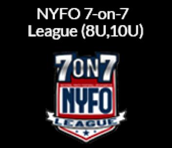 RULES I: League Rules of Play for 7on7-8U and 10U NYFO * Running plays by offense and one rusher on defense are allowed for 8u and 10u only 1. Coin Toss - Visiting team makes call.