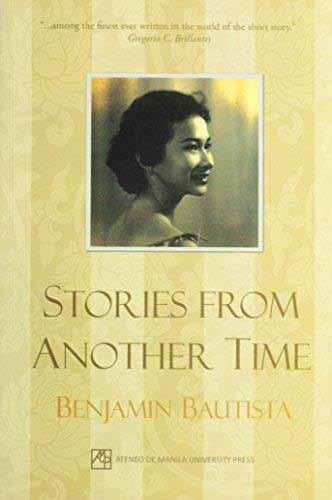 benjamin bautista (GS 1950, HS 1954, BS Journalism 1958) was born in Manila.