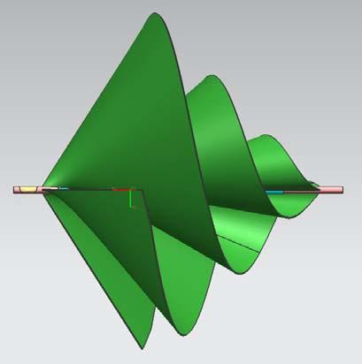 steady and unsteady CFD simulations on the Archimedes wind turbine are also conducted to test the capability as a design tool for the wind turbine.