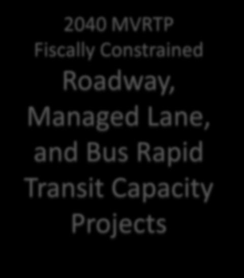 Fiscally Constrained Roadway, Managed