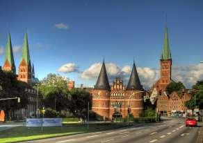 Itinerary Day to Day Day 1: Individual arrival in Lübeck This cycle tour along the Baltic Coast starts in an old and gracious Hanseatic town that was named a UNESCO World Heritage Site in 1987.