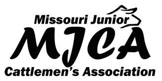 members of the Missouri Cattlemen's Association. A show year will run from January 1 to the conclusion of the Missouri State Fair. 2.