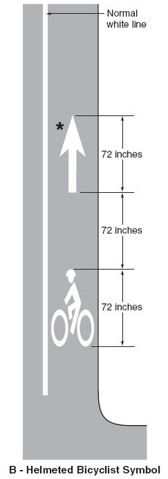 Bicycle Lane Bicycle lanes are portions of the roadway that have been designated for the preferential or exclusive use of bicyclists through striping, signage and other pavement markings.