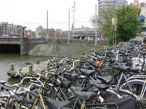 Helps legitimize bicycling as a transportation mode by