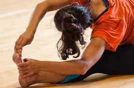 Adult Health and Wellness Beginners Hatha Yoga Pre-registration with drop-in available.