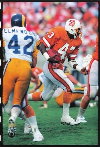 1979 NFC CHAMPIONSHIP GAME TAMPA In the first NFC Championship Game to be decided without either team scoring a touchdown, host Tampa Bay fell 9-0 to the Los Angeles Rams.