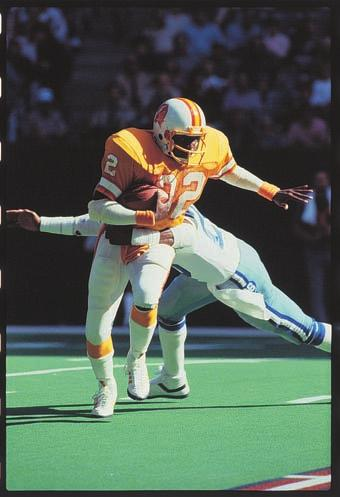 1982 NFC FIRST ROUND PLAYOFF GAME DALLAS For the second straight season, Tampa Bay s playoff road began and ended in Dallas, where they had hoped to avenge a 38-0 drubbing from the 1981 post-season.