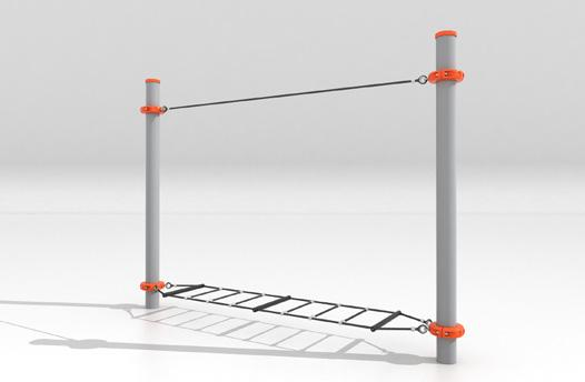 Tight Rope A classic balancing item designed to be used with the