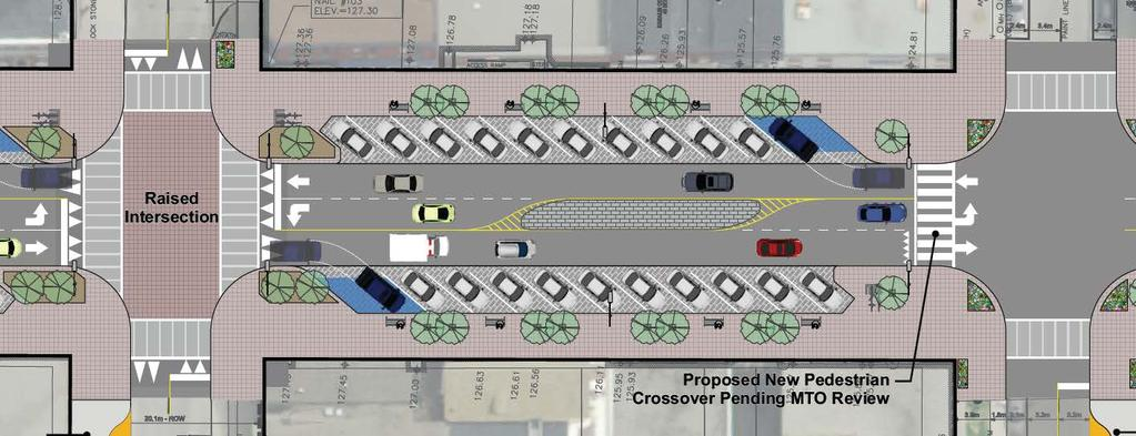 OPTION 1: ANGLED PARKING ARRANGEMENT REFINED BASED ON PUBLIC FEEDBACK Concept #1 What we learned from the study and heard from you: Desire to keep things the way they are Desire to maintain angled