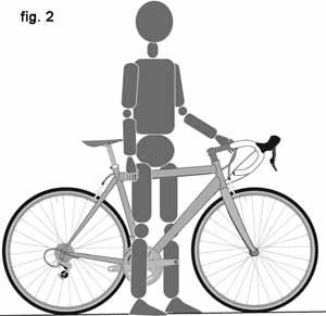 3. Fit NOTE: Correct fit is an essential element of bicycling safety, performance and comfort.