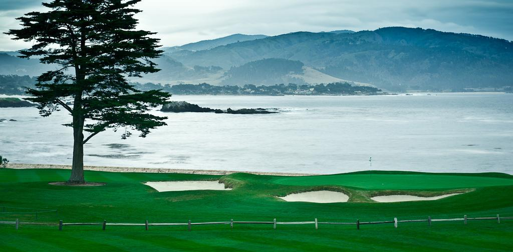 WIN A TRIP TO PEBBLE BEACH OR A