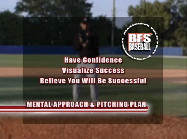 THE PITCHING PLAN: The pitching plan is a game plan on how pitchers should