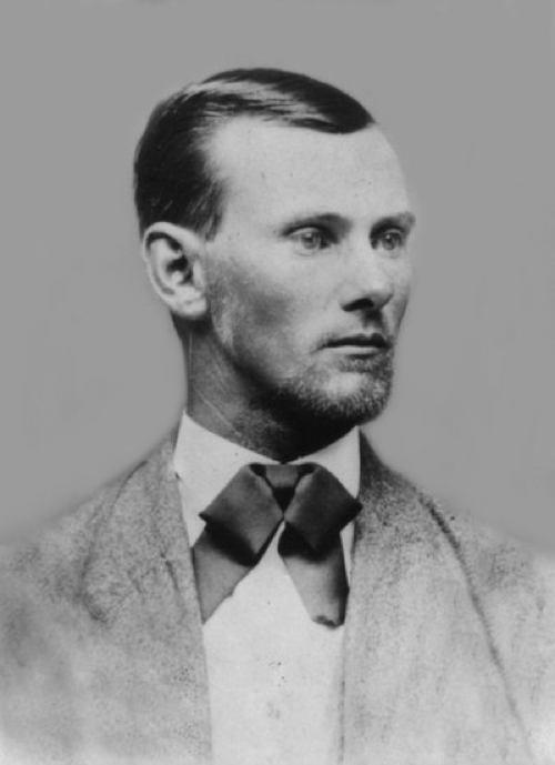 Jesse James Arguably the most famous outlaw of the Old West, Jesse James and his brother Frank spent most of their lives surrounded by violence.