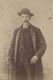 His shot tore through Frank Tombstone, Arizona Territory McLaury's belly and sent McLaury's own shot wild through Wyatt s coattail.