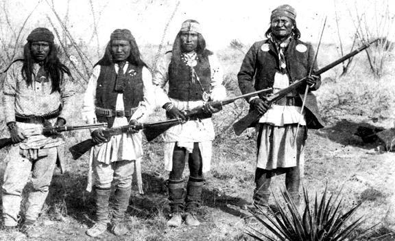 40 years The Indian Wars The