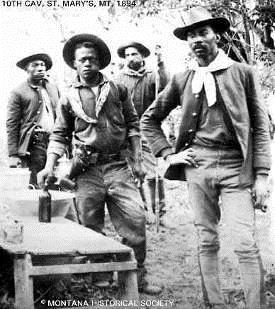 army called buffalo soldiers were