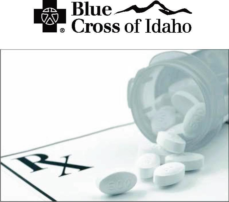 Blue Cross of Idaho s Standard Six-Tier Prescription Drug Formulary This document is a searchable PDF. On your keyboard press Ctrl+F (Command+F for Mac) and a search field will open.
