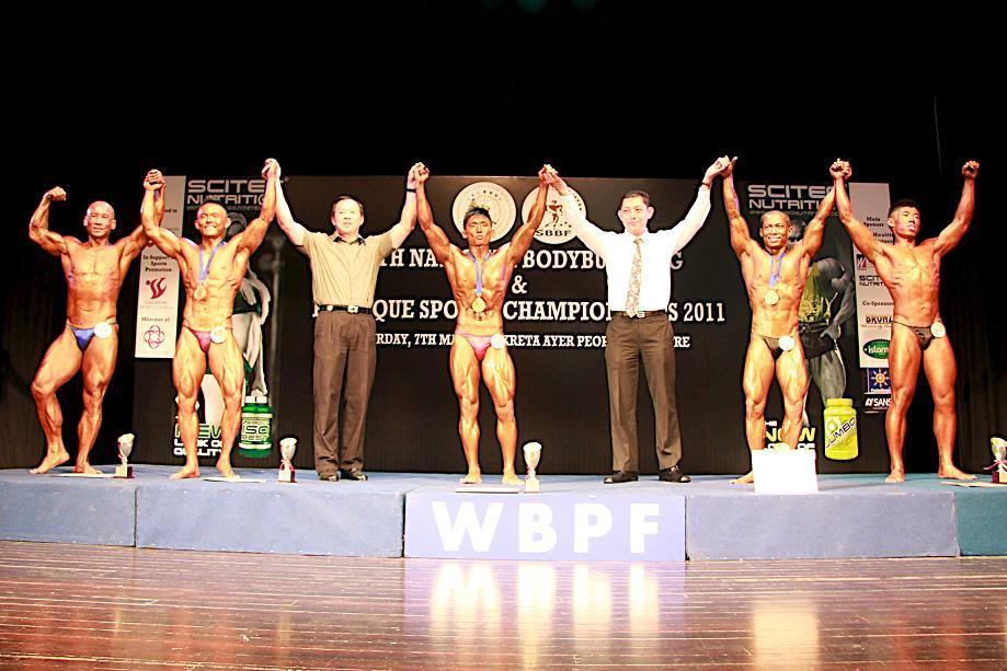 Max 2 nd Placing Winson Ang Jian
