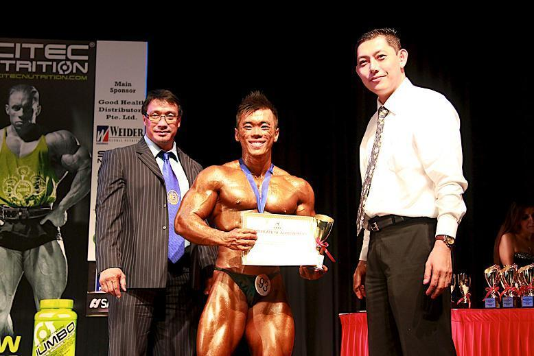 Hua Zen 2 nd Placing Tan Chin