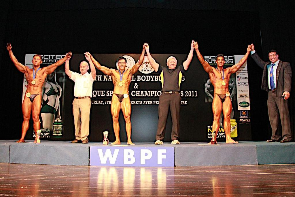 MEN S SENIOR BODYBUILDING 80KG