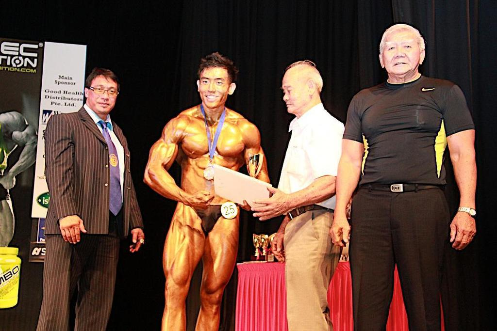 Leong 2 nd Placing Ma Yong