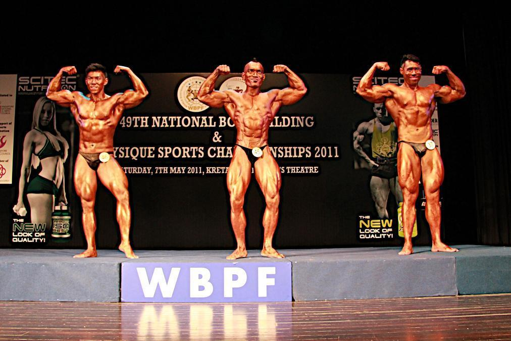 MEN S SENIOR BODYBUILDING ABOVE
