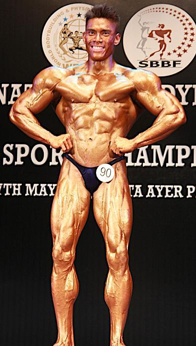Senior Bodybuilding Category