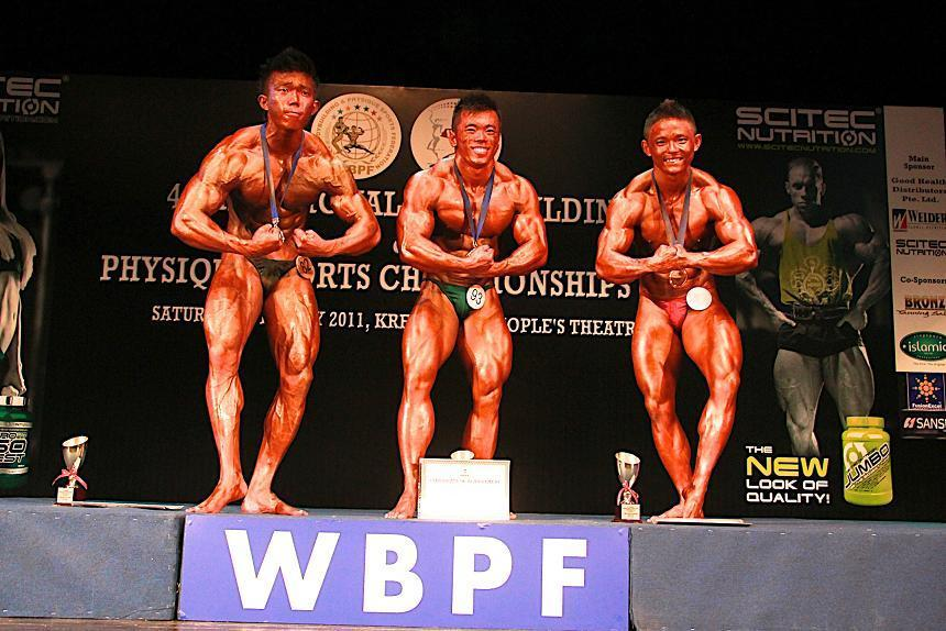 MEN S JUNIOR BODYBUILDING UP TO