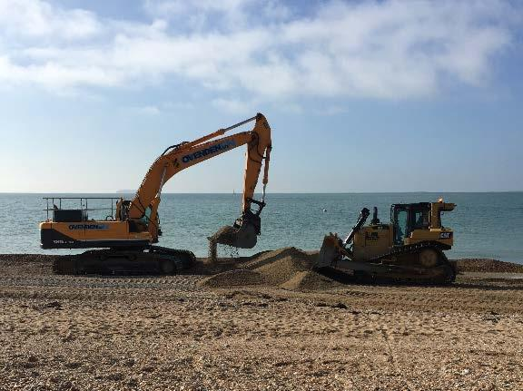 sediment / Key Issues / Considerations / Factual Option only requires surveys, planning and the use of plant machinery Generally straight forward to implement, requires no additional materials or