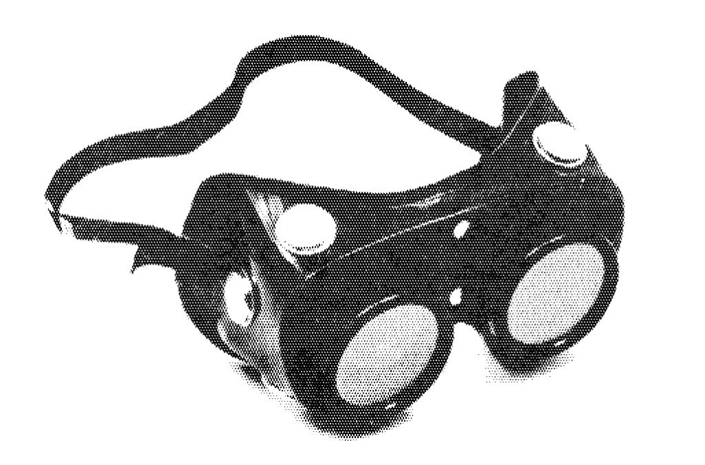 Figure 4 Safety Goggles Goggles for welders and workers in foundries will be the same as those shown in Fig. 4, except that lenses to filter the glare will also be present. AG_2_0_3.