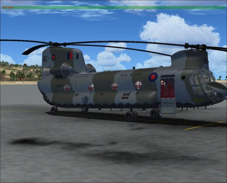 Test of Boeing CH-47D Chinook Produced by Virtavia The Boeing CH-47 Chinook is a twin engine, tandem rotor, heavy-lift helicopter originally built by Boeing Vertol back in the early 1960 s (today