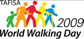 Mass Participation Events: TAFISA World Walking Day