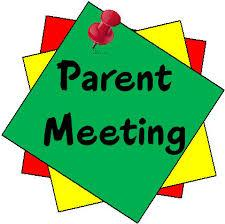 Soccer Parent Meeting There will be