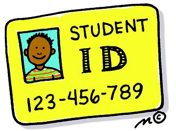 Student ID s When attending afterschool activities such as games and dances,