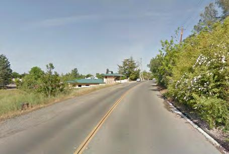 COLLECTORS (50 ROW) Collector roads in Oroville, such as Oroville-Quincy Highway and Cherokee Road, are approximately 50 feet wide.