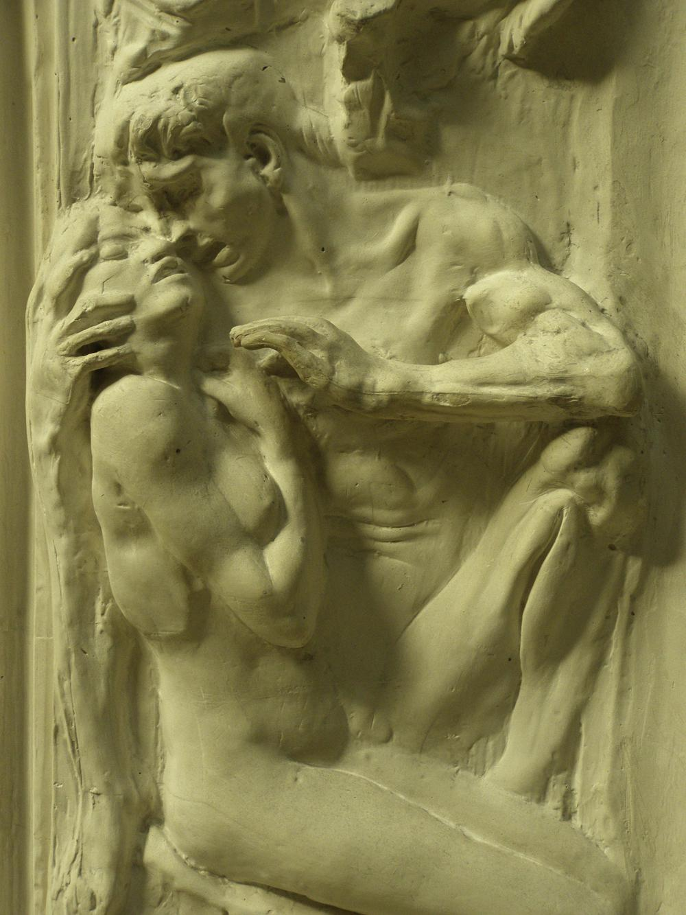 August Rodin: Details from