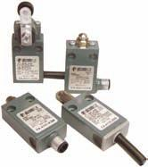2 Prewired position switches FA series Technical data Housing Metal housing, coated with baked epoxy powder Version with cable integrated with 5x 0.5 mm 2 wires length 2 m, other lengths on request.