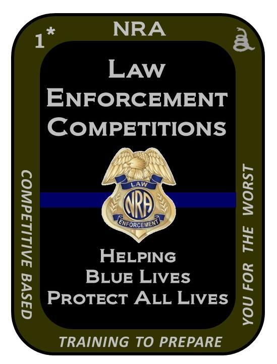 National Rifle Association Law Enforcement Division NRA Tactical Police Competition Standards