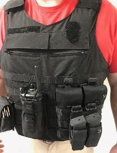 Competition belts are not allowed. The Safariland Tactical ELS35 and QAS Duty belt are allowed. Belt must be worn as if on-duty with the buckle or front of the belt in front and centered on the torso.