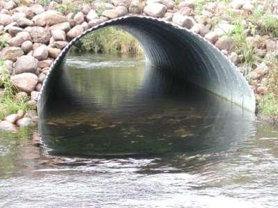 Culvert Design for Low and High